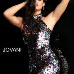 Koktejlové šaty Jovani 61028 foto 4