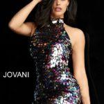 Koktejlové šaty Jovani 61028 foto 1