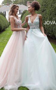 Plesové šaty Jovani 61109