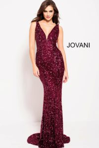 Plesové šaty Jovani 61186