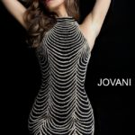 Koktejlové šaty Jovani 61240 foto 4