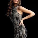 Koktejlové šaty Jovani 61240 foto 5