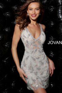 Koktejlové šaty Jovani 61292