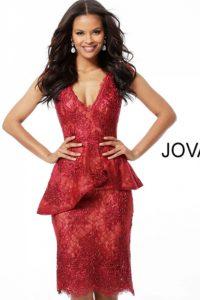 Koktejlové šaty Jovani 61425