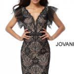 Koktejlové šaty Jovani 61456 foto 2