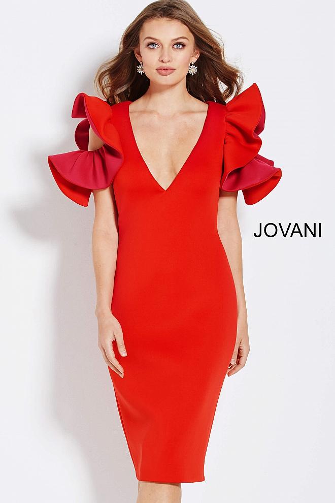 Koktejlové šaty Jovani 61517