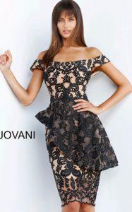 Koktejlové šaty Jovani 61527