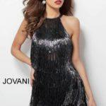 Koktejlové šaty Jovani 61576 foto 2