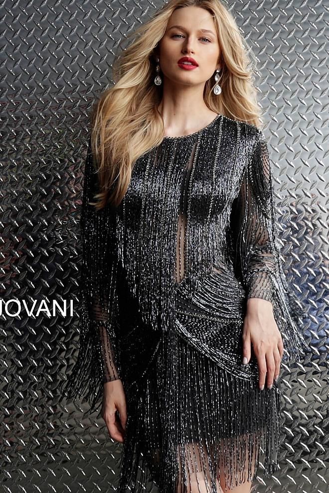 Koktejlové šaty Jovani 61636
