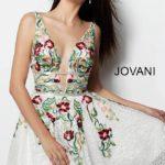 Koktejlové šaty Jovani 61649 foto 5
