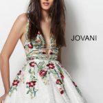 Koktejlové šaty Jovani 61649 foto 2