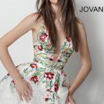 Koktejlové šaty Jovani 61649 foto 4