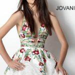 Koktejlové šaty Jovani 61649 foto 3