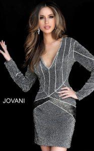 Koktejlové šaty Jovani 61712