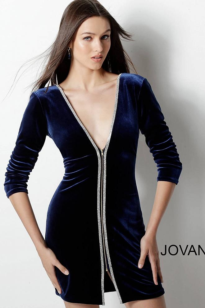 Koktejlové šaty Jovani 61750