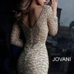 Koktejlové šaty Jovani 61784 foto 4