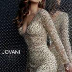 Koktejlové šaty Jovani 61784 foto 3
