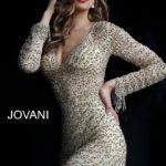 Koktejlové šaty Jovani 61784 foto 2