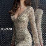 Koktejlové šaty Jovani 61784 foto 1