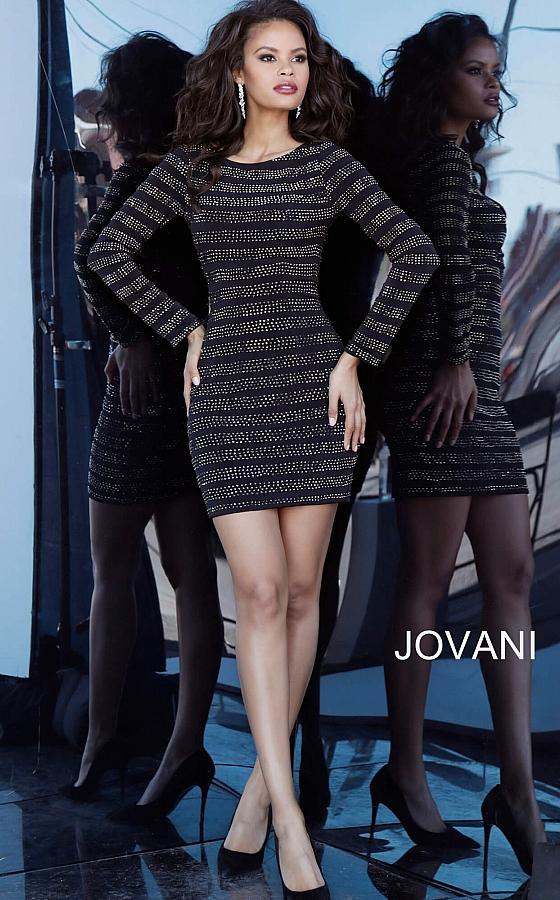 Koktejlové šaty Jovani 61881