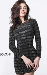 Koktejlové šaty Jovani 61881B