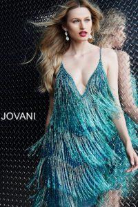 Koktejlové šaty Jovani 61883