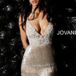 Koktejlové šaty Jovani 61895 foto 1