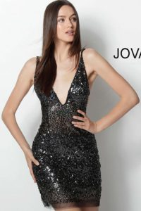 Koktejlové šaty Jovani 61998