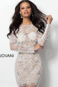 Koktejlové šaty Jovani 62009