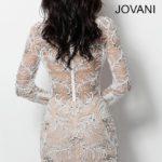 Koktejlové šaty Jovani 62009 foto 3