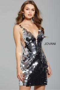 Koktejlové šaty Jovani 62025