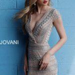 Koktejlové šaty Jovani 62073 foto 2