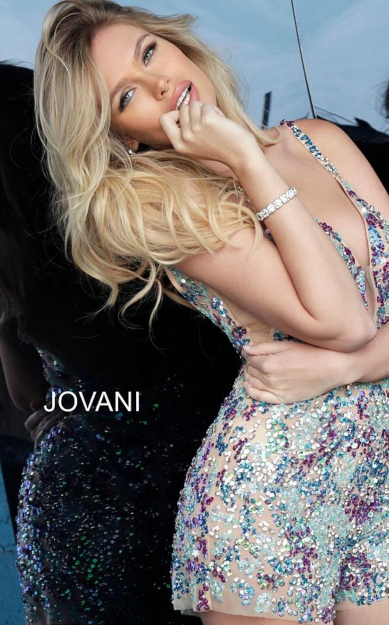Koktejlové šaty Jovani 62106