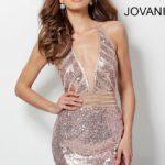 Koktejlové šaty Jovani 62291 foto 2