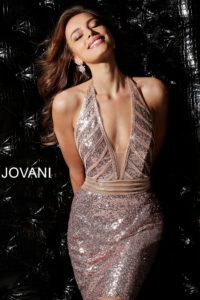 Koktejlové šaty Jovani 62291