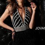 Koktejlové šaty Jovani 62303B foto 4