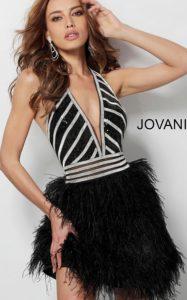 Koktejlové šaty Jovani 62303B