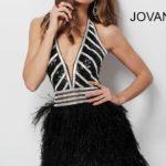 Koktejlové šaty Jovani 62303B foto 1