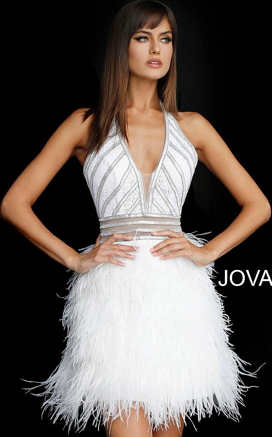 Koktejlové šaty Jovani 62303