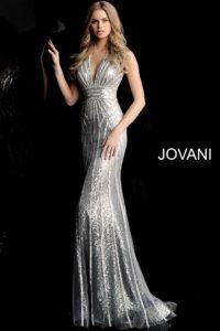 Plesové šaty Jovani 62305