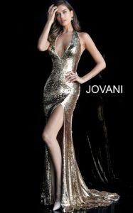 Plesové šaty Jovani 62360