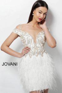 Koktejlové šaty Jovani 62381