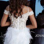 Koktejlové šaty Jovani 62381B foto 2