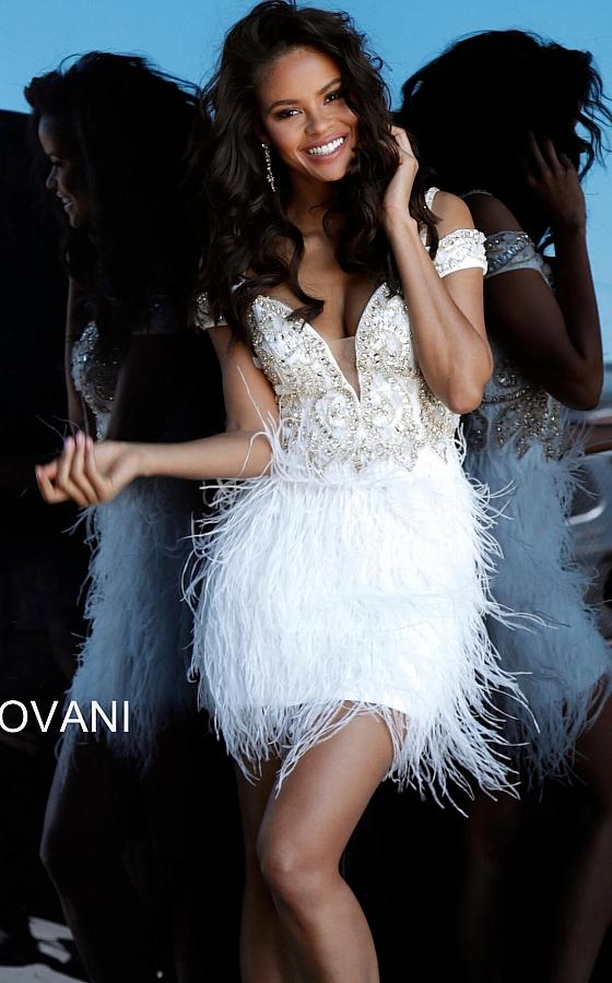 Koktejlové šaty Jovani 62381B