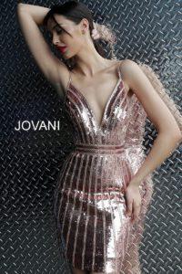 Koktejlové šaty Jovani 62478