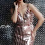 Koktejlové šaty Jovani 62478 foto 2
