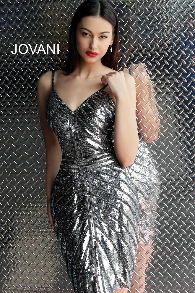Koktejlové šaty Jovani 62485