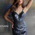 Koktejlové šaty Jovani 62485 foto 2