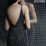 Koktejlové šaty Jovani 62498 foto 4