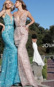 Plesové šaty Jovani 62517